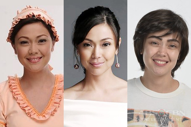 Jodi Sta. Maria astonishes with her acting versatility and brilliance through the years
