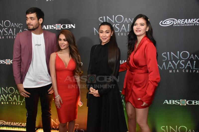 IN PHOTOS: Sino Ang May Sala Grand Media Conference