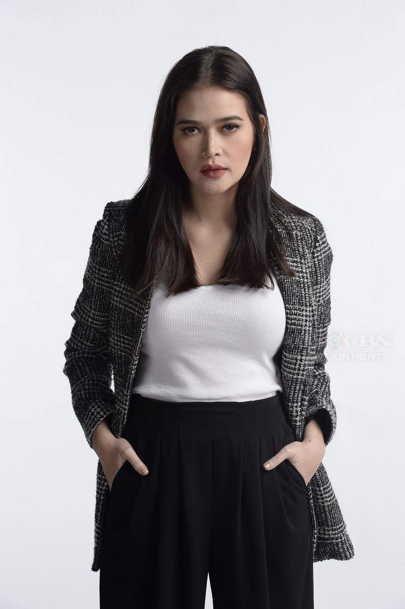 PHOTOS: Bela Padilla as Juris in Sino Ang Maysala? Mea Culpa