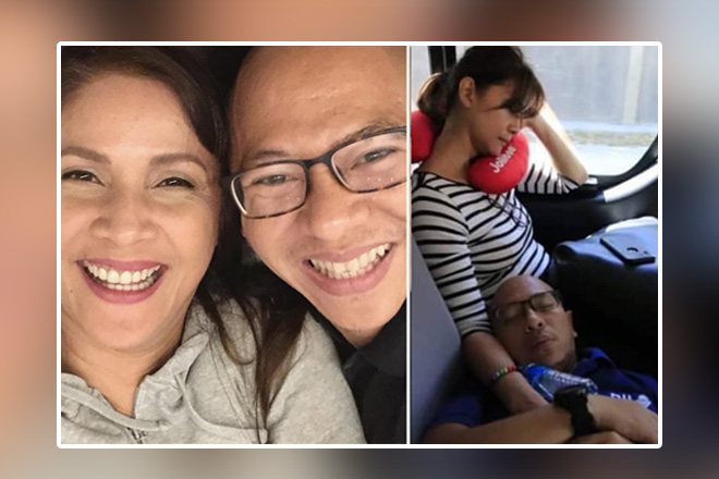 "IN PHOTOS: Agot Isidro with her one and only ""Lablab"""