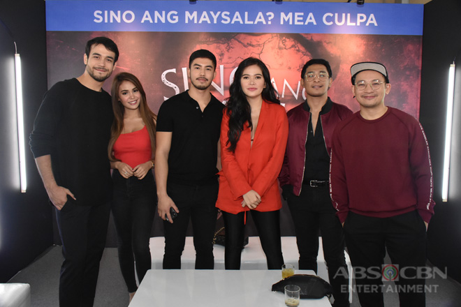 IN PHOTOS: Sino Ang Maysala? Mea Culpa stars at the ForeverKapamilya Trade Event