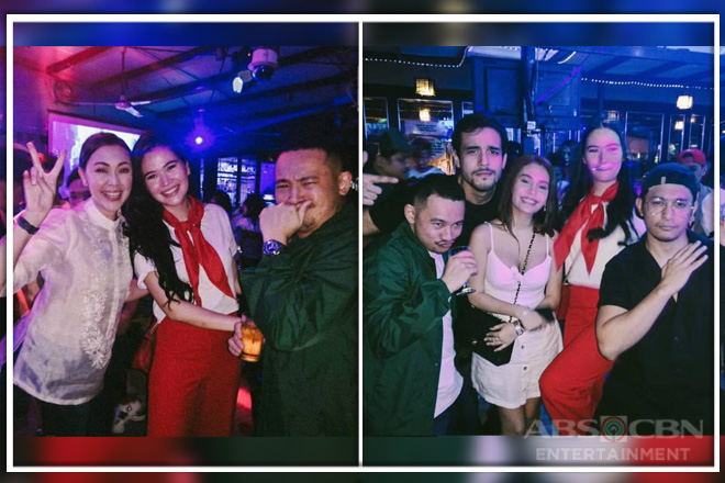 ITS A WRAP! Sino Ang Maysala Finale Party Photos