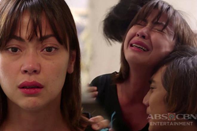 Sino Ang Maysala: Fina, naluha sa nangyari sa kanyang Ina