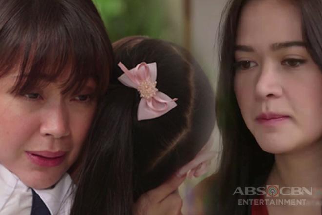 Sino Ang Maysala: Juris, nagalit nang makitang yakap ni Leyna si Fina